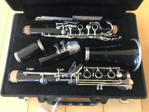 Clarinet & Trumpet for sale