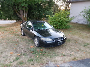 1998 Honda Accord Coupe (2 door)