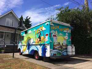 Major Price Reduction - Must Sell Quick - Food Truck + Equipment