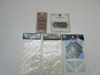 Scrapbooking Embellishments New In Packages