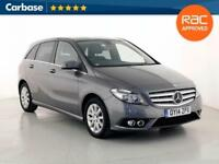 2014 MERCEDES BENZ B CLASS B180 BlueEFFICIENCY SE 5dr