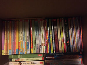 over 200 children books in great condition, email me for titles