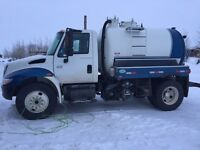 2007 International Septic Truck for Sale