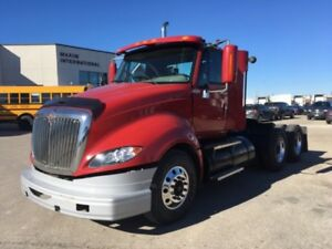 2009 International Prostar Premium, Used Day Cab Tractor