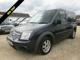 2011 11 FORD TRANSIT CONNECT 1.8 T200 LIMITED SWB LOW ROOF 110 BHP 68974 MILES N