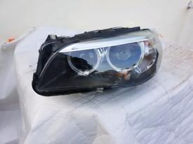 BMW 5 SERIES - F10/ F11 - XENON HEADLIGHT- PASSENGERSIDE - LCI/ FACELIFT
