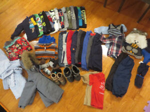 Clothing Collection - Boys 2 yrs - Winter/Fall