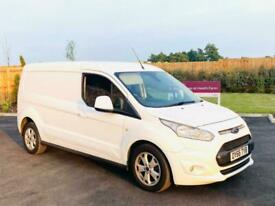 2016/66 FORD TRANSIT CONNECT LIMITED 1.5 TDCI 120 PS 6 SPEED-L2 240 LWB-3 SEATER