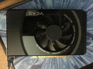 EVGA GT 640 video card