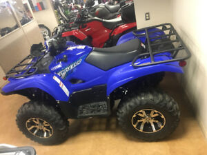 2018 Yamaha Grizzly EPS. $81 weekly with 4 year warranty!