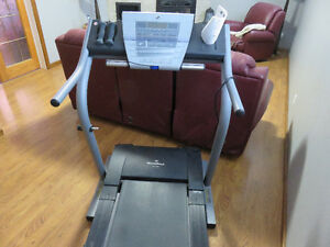 NORDICTRACK TREADMILL: MOVING NEED TO SELL