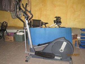 appareil Éliptique  Fitness