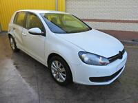 2012 VOLKSWAGEN GOLF MATCH 1.4 TSI PETROL 6 SPD