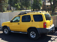 2001 Nissan Xterra SUV, Crossover