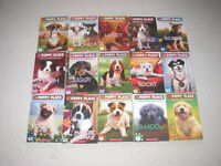 27 titles of Puppy Place books