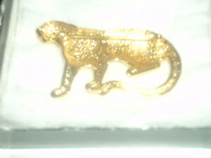 NEW Cougar / Cat pendant pin Edmonton Edmonton Area image 2