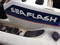 Suzuki sea flash