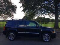 2010 10 JEEP PATRIOT 2.0 LIMITED CRD 5D 139 BHP DIESEL