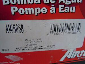 Airtex AW5058 Engine Water Pump 89 - 01 Swift Metro Sprint Fire