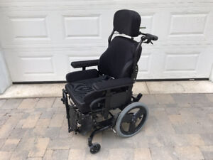 Sunrise Medical Quickie SR45 Manual Tilting Wheelchair