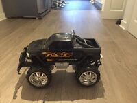 Large Remote Control Chevytruck in excellent condition.