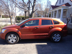 2007 Dodge Caliber Wagon