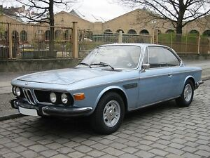 Wanted for restoration BMW E9 coupe