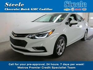2017 Chevrolet CRUZE Premier Leather & Alloys !!!