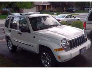 2006 Jeep Liberty Limited (Diesel) SUV,