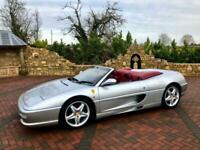 1999 Ferrari F355 Spider RHD F1 Convertible Petrol Automatic