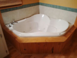 Gemini Jetted 2 Person Bathtub (Model LM94161) - Make an Offer!!