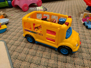 Little People BUS AND AIRPLANE Cambridge Kitchener Area image 4