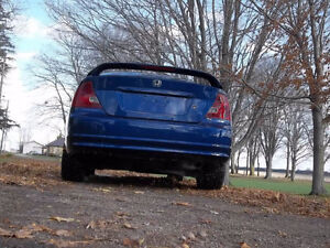 2001 Honda Civic Si Coupe (2 door) AS IS London Ontario image 4