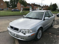 2003 VOLVO S40 1.8 SE * START AND DRIVE NEED MINOR ATTENTION TLC
