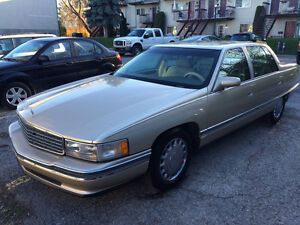 1996 Cadillac DeVille Sedan **** ONLY 50 000KM *****