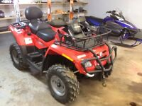 2006 can-am outlander 650 xt max