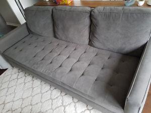 STRUCTUBE Miami three-seater couch