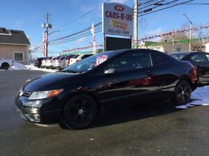 2008 Honda Civic LX Free winter tires on all cars and SUV'S
