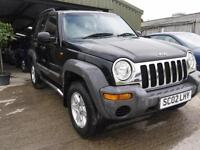 Jeep Cherokee 2.5 CRD SPORT - 133000 MILES - FULL SERVICE HISTORY