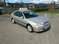 2000 Rover 45 1.4i Olympic S 5dr HATCHBACK Petrol Manual