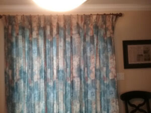 PATIO DOOR DRAPE