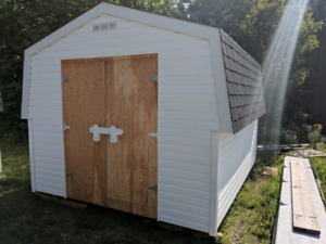 New Storage Shed