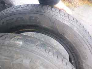 For Sale: Two 225 65R 17 Studded Goodyear Ultragrip Winter Tires St. John's Newfoundland image 4