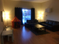 Bright 4 1/2 apartment available in Bois Franc