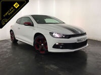 2013 VOLKSWAGEN SCIROCCO GTS TDI COUPE DIESEL VW SERVICE HISTORY FINANCE PX