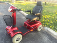 Invacare Meteor - Electric Scooter - Great for outdoors!