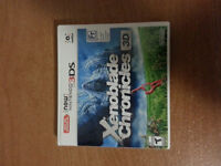 Xenoblade Chronicles 3D for NEW 3DS