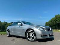 2010 Mercedes-Benz E Class E350 CDI BlueEFFICIENCY SE 2dr Tip Auto COUPE Diesel