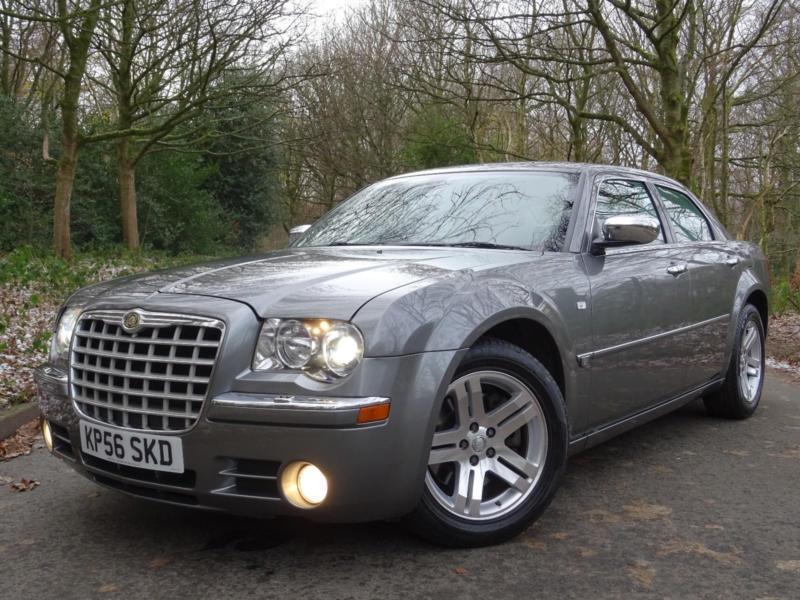 2006 56 Chrysler 300C 3.0CRD V6 (218 bhp) auto..1 OWNER..STUNNING !!