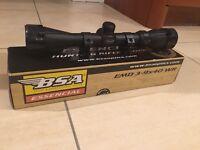3-9x40 air rifle scope sight